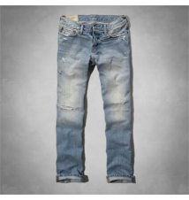 A&F Slim Straight Jeans Abercrombie & Fitch