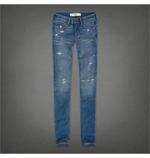 A&F Sloan Skinny Jeans Abercrombie & Fitch