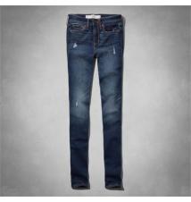 A&F Alyssa Super Skinny High Rise Jeans Abercrombie & Fitch