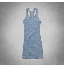 Brittany Knit Bodycon Dress Abercrombie & Fitch