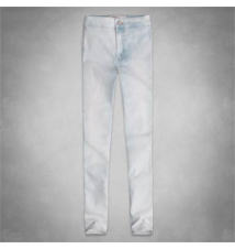 A&F Super High Rise Jeggings Abercrombie & Fitch