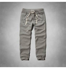 A&F Cinched Joggers Abercrombie & Fitch