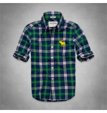 dickerson notch shirt Abercrombie Kids