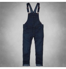 a&f overalls Abercrombie Kids