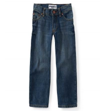 Kids' Medium Wash Core Bootcut Jean (Slim) Aeropostale