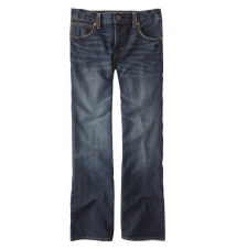 Kids' Dark Wash Bootcut Jean (Regular) Aeropostale
