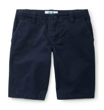 Kids' Flat-Front Uniform Shorts (Regular) Aeropostale