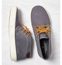 AEO Canvas Chukka American Eagle