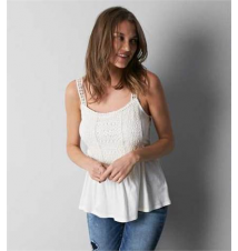 AEO Cutout Back Tank American Eagle