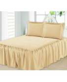 Taupe Bedspread Set Anna's Lin..