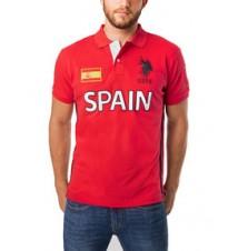 Slim Fit Spain Polo Shirt