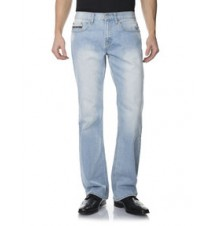 Classic Boot Fit Jean, Light White Wash