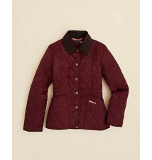 Barbour Girls' Windless Quilted Jacket - Sizes XXS-XXL Bloomingdale's