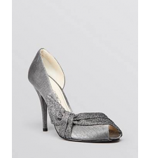 Caparros Peep Toe D'Orsay Evening Pumps - Octavia High Heel Bloomingdale's