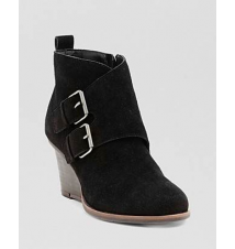 DV Dolce Vita Wedge Booties - Fabian Bloomingdale's
