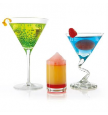 Cocktail R-EVOLUTION Molecular Mixology Gastronomy Kit Brookstone