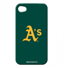 iPhone 4/4S Faceplate–Oakland Athletics Brookstone