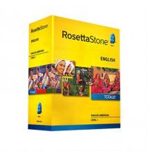 Rosetta Stone - English American Language Learning Software Brookstone