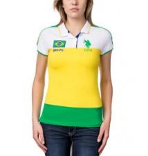 Brazil Polo Shirt