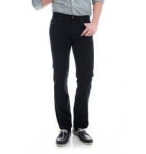 Slim Straight Fit Jean, Black Wash