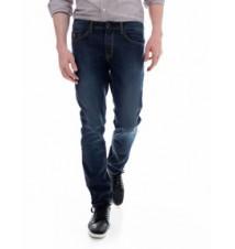 Skinny Fit Jean, Dark Indigo Wash