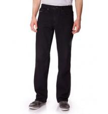 Classic Straight Fit Jean, Black Wash