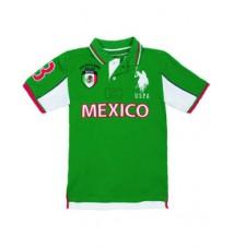 Boys Team Mexico Polo Shirt