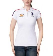 Flag Logo Polo Shirt