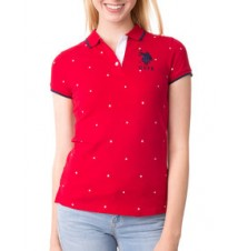 Dot Star Polo Shirt