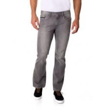 Classic Boot Fit Jean, Gray Wash