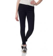 Patty Super Skinny Fit Jean, Black Wash