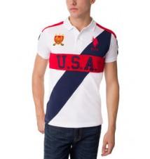 USA Slim Fit Polo Shirt