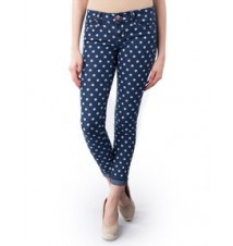 Zola Polka Dot Denim