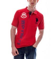 Big Logo Graphic Polo Shirt