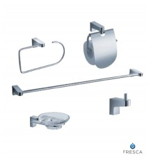 Fresca Generoso 5-Piece Bathroom Accessory Set
