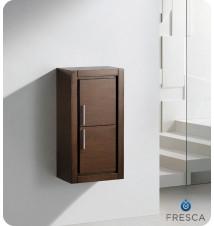Fresca  Bathroom Linen Side Cabinet w/ 2 Doo