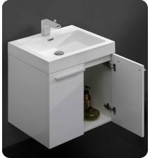 Fresca Alto  Modern Bathroom Vanity w/ Medicine Cabin