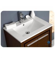 """Fresca Allier 24""""  Modern Bathroom Vanity w/ Mirror"""