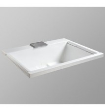Toto Neorest Air Bathtub ABA991X#01FCP Cotton/Polished Chrome