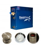 SteamSpa Indulgence 6kw Steam ..